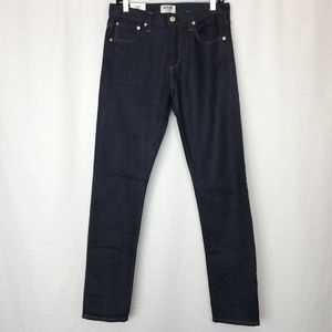 Agolde Selvage Skinny Relaxed Fit Jean In Bradley